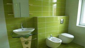 Как подобрать плитку для туалета?