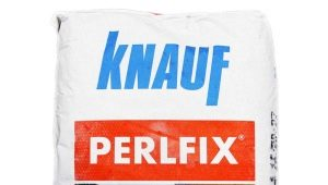 Клей Knauf Perlfix: плюсы и минусы