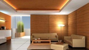 МДФ-панели для стен в дизайне интерьера