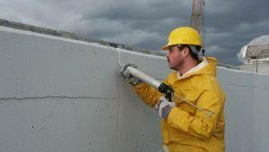 Особенности герметиков для бетона