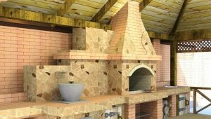 Печь-барбекю: тонкости строительства
