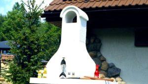 Печи-мангалы для улицы на даче: разновидности и обустройство