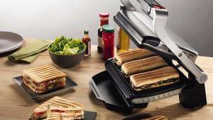 Сэндвичница-гриль: виды и инструкция по применению