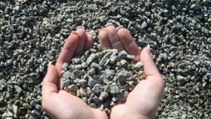 Щебеночно-песчаная смесь: описание и применение
