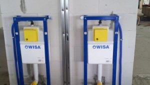 Системы инсталляции Wisa: особенности и преимущества