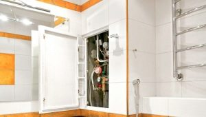 Строим в туалете короб для труб из гипсокартона
