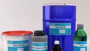 Тиоколовые герметики: технические характеристики и свойства