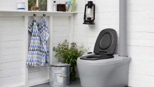 Торфяные туалеты для дачи: особенности и преимущества