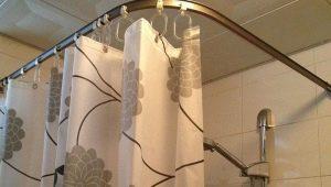 Угловые шторки для ванной: конструктивные особенности и критерии выбора