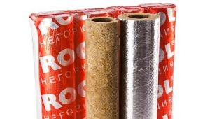 Цилиндры Rockwool: виды, достоинства и характеристики