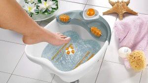Гидромассажные ванны для ног: особенности выбора и эксплуатации