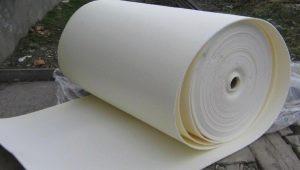 Изолон ППЭ: свойства, достоинства и сфера применения материала