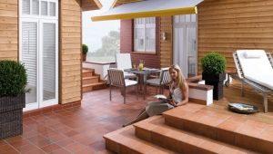 Клинкерные ступени для крыльца: преимущества и способы облицовки