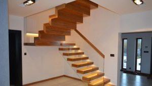 Консольные лестницы: конструктивные особенности и способы установки