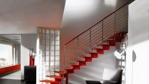 Модульные лестницы: разновидности и монтаж