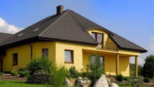 Особенности проектирования и технология возведения четырехскатных крыш