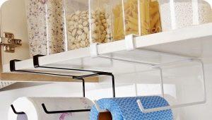 Правила подбора настенного держателя для бумажных полотенец