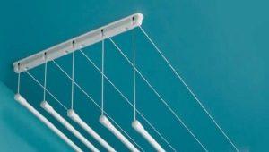 Сушилки для белья «Лиана»: характеристики и инструкции по установке