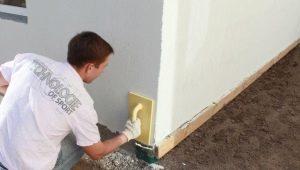 Тонкости выравнивания стен штукатуркой