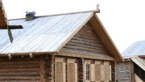 Тёсовая крыша: из чего состоит и как укладывается?