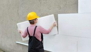 Утепление фасадов: разновидности материалов и способы монтажа
