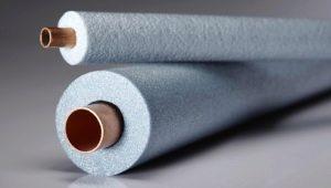 Утеплитель для труб из вспененного полиэтилена: особенности и характеристики