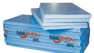 Утеплитель XPS: описание и технические характеристики