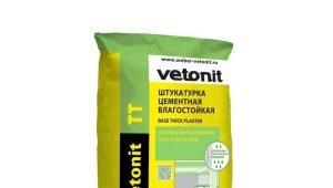 Vetonit TT: виды и свойства материалов, применение