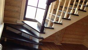 Выбор и сборка современных комбинированных лестниц для загородного дома