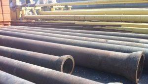 Чугунные канализационные трубы: разновидности и способы установки
