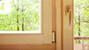Характеристики и особенности деревянных штапиков