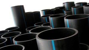 Характеристики и процесс установки труб ПНД