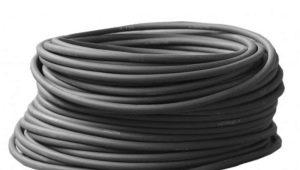 Как подобрать кабель для погружных насосов?