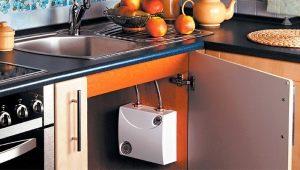 Как подобрать проточный электрический водонагреватель для кухни?