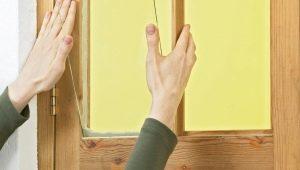 Как правильно и быстро заменить стекла в деревянных окнах?