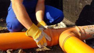 Как выбрать и проложить наружный канализационный трубопровод?