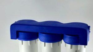 Картриджи для фильтров воды: виды, нюансы выбора и рекомендации по эксплуатации