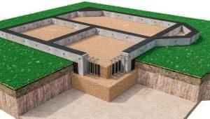 Мелкозаглубленные ленточные фундаменты: характеристики и тонкости монтажа