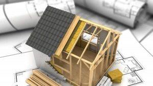 Правила расчета количества материалов для строительства каркасного дома