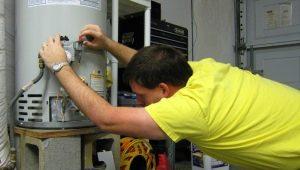 Правила слива воды из водонагревателей Thermex