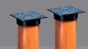 Технические характеристики канализационных пластиковых колодцев