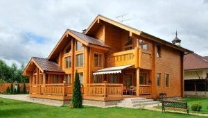 Технологии постройки домов из сухого профилированного бруса