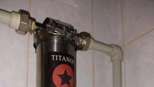 Титановые фильтры для воды: технические характеристики и особенности использования