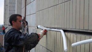 Тонкости процесса теплоизоляции межпанельных швов