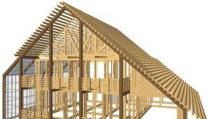 Тонкости проектирования каркасных домов