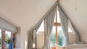 Треугольные окна в интерьере: необычные идеи и стильные решения