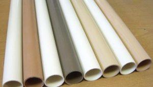 Виды труб: сфера применения и разнообразие материалов