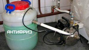 Антифриз для системы отопления: виды, особенности использования и обзор производителей