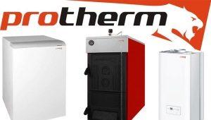Газовые котлы фирмы Protherm: модельный ряд продукции, советы по монтажу и использованию