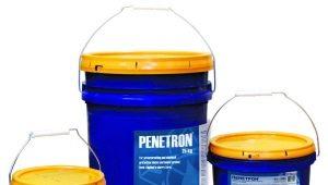 Проникающая гидроизоляция «Пенетрон»: сфера использования